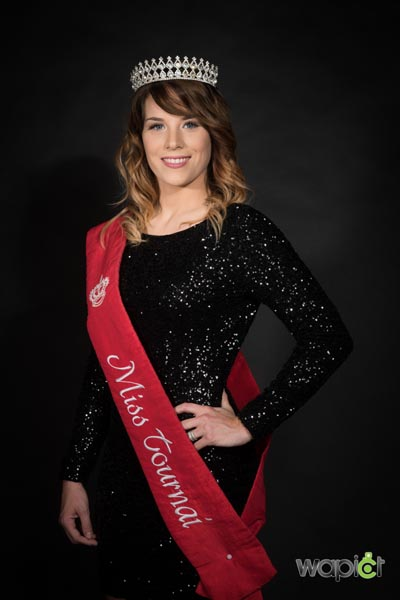 Photographie Studio - Miss Tournai 2016