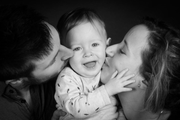Photographie particulier - Studio Famille